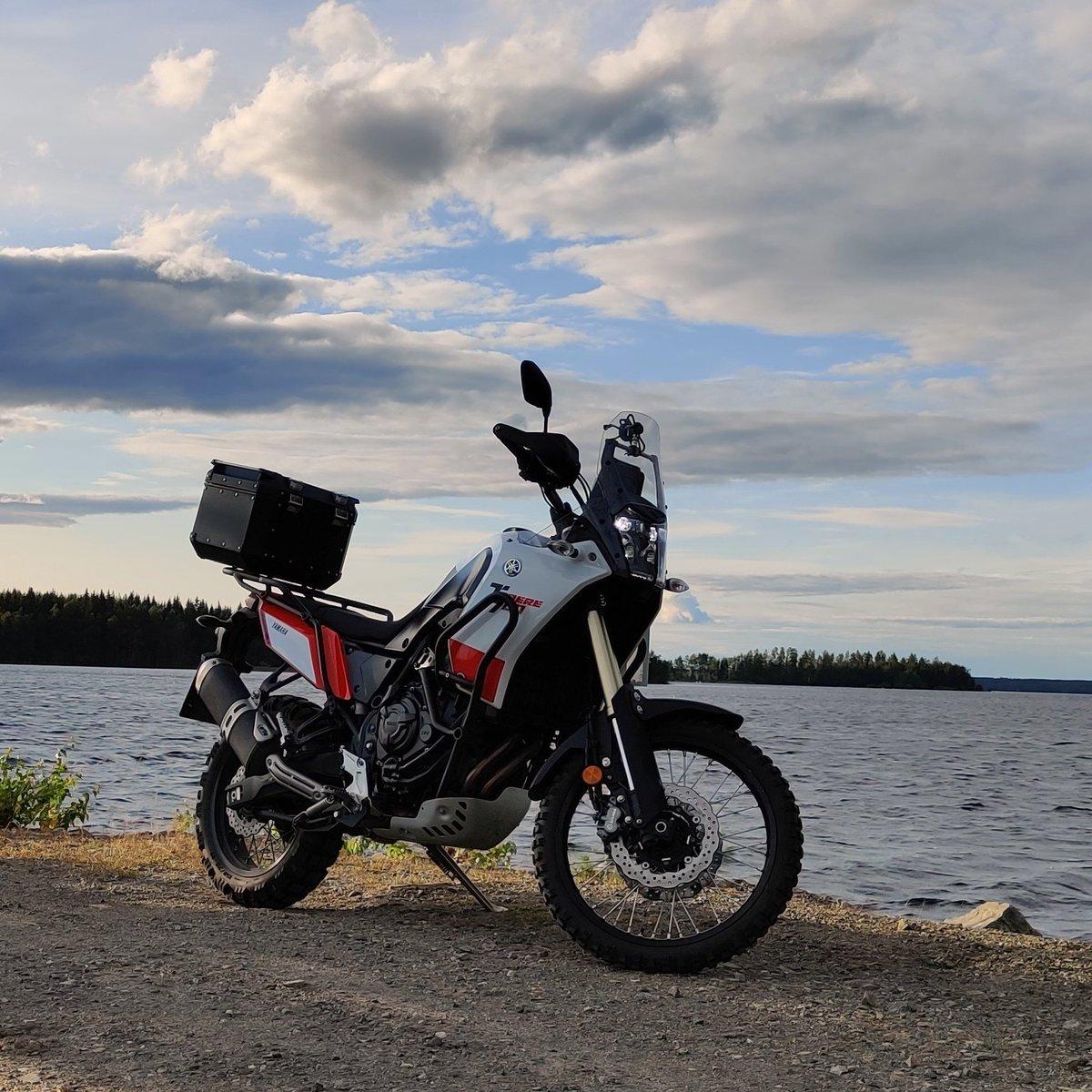 Tour de Pyhäselkä #rääkkylä #paksuniemi https://t.co/zhQpioFwY6