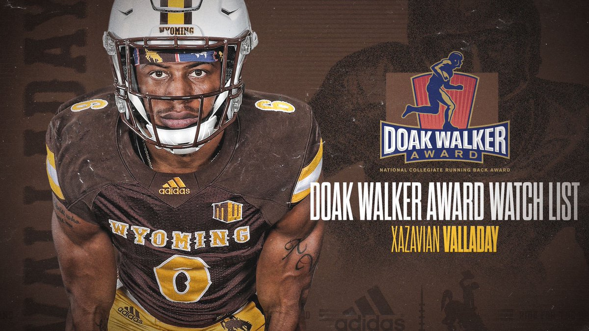 @wyo_football's photo on Doak Walker Award