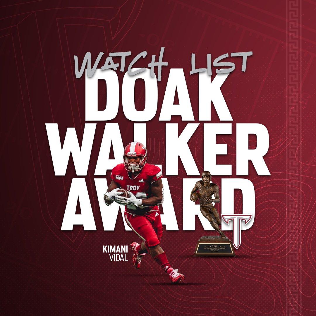 @TroyTrojansFB's photo on Doak Walker Award