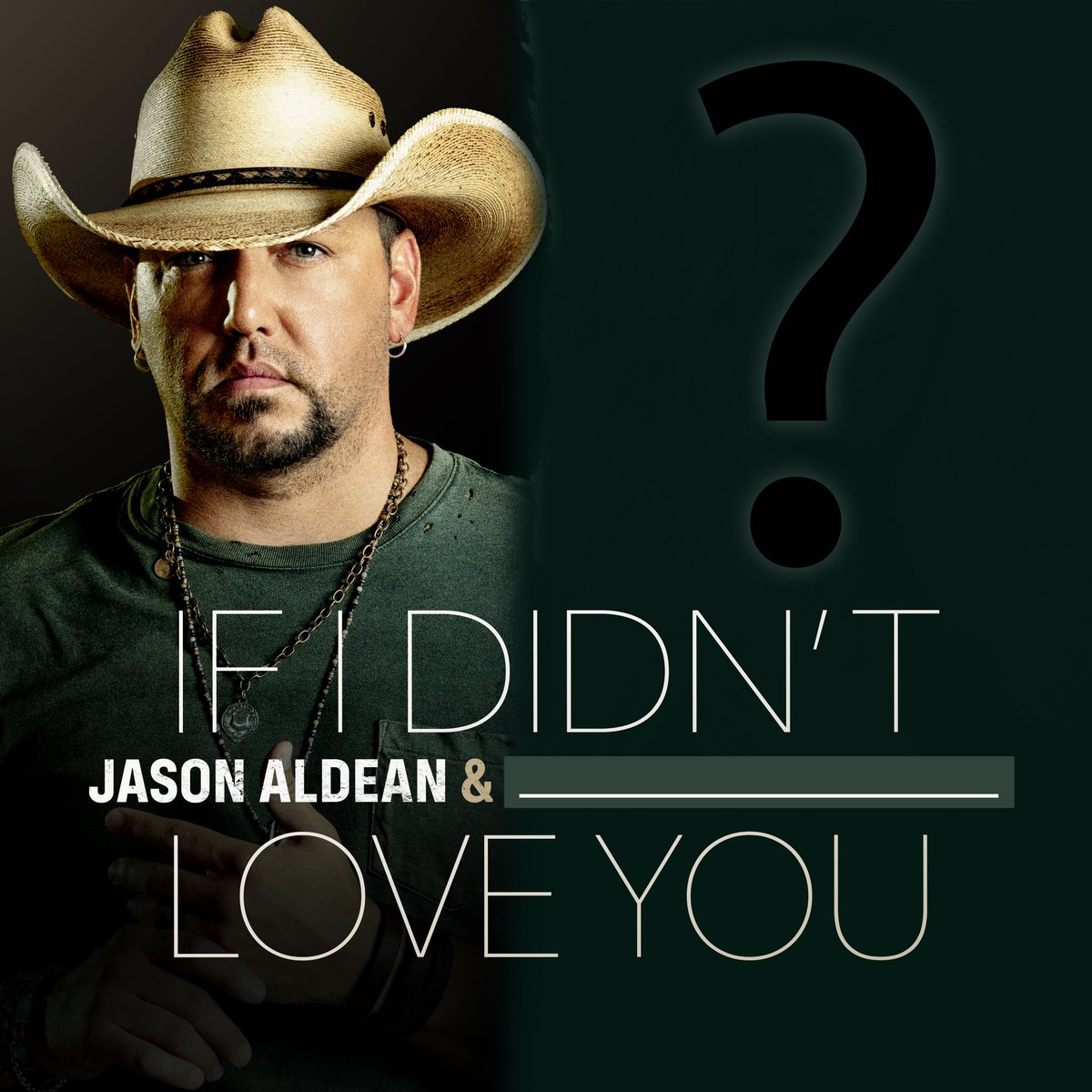 We've got a brand new song coming your way this Friday! Who do y'all think is singing on this one with me?👇 #IfIDidntLoveYou https://t.co/WUxi6jYJzF