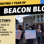 Image for the Tweet beginning: So proud of @BeaconBLOC for