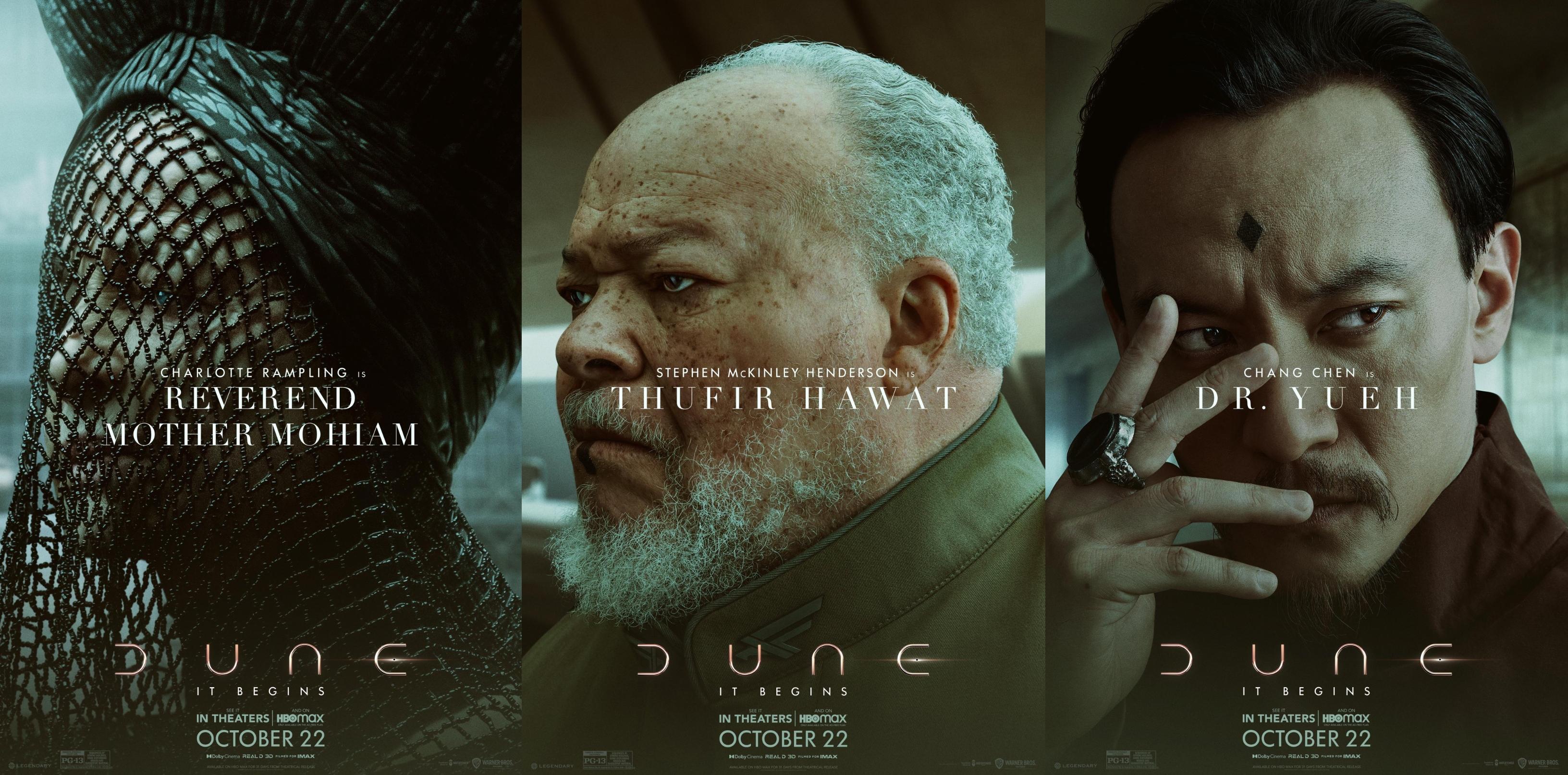 New Dune Trailer Released