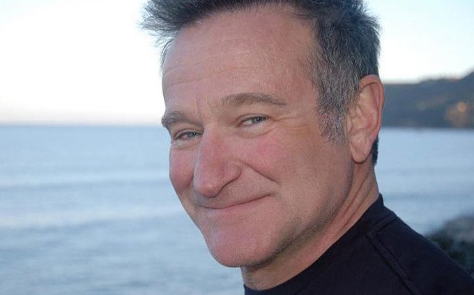 Happy Birthday Robin Williams. The world misses you.