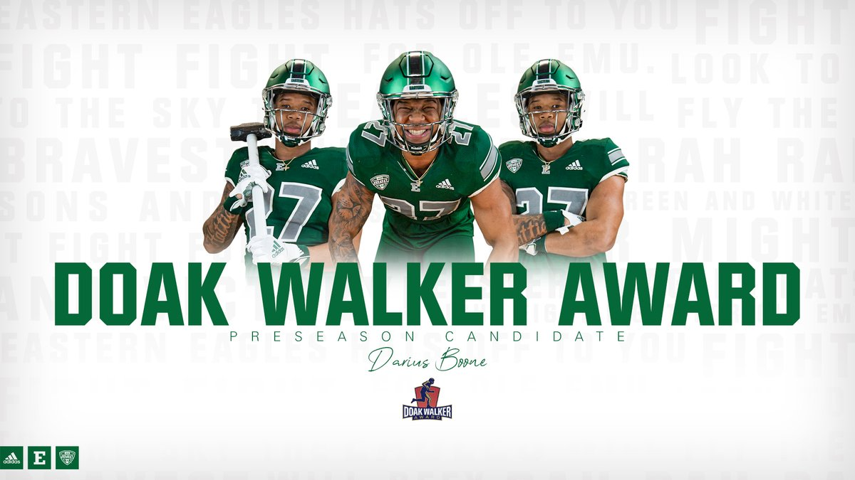 @EMUFB's photo on Doak Walker Award