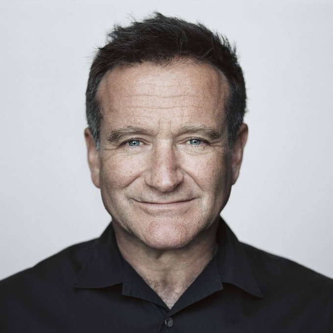 Happy birthday to Robin Williams, a man that made the world a better place.   Robin Williams  1951-2014