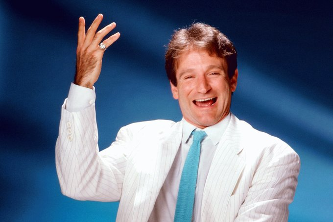 Happy birthday to Robin Williams! Today we remember the life of an amazing television star.