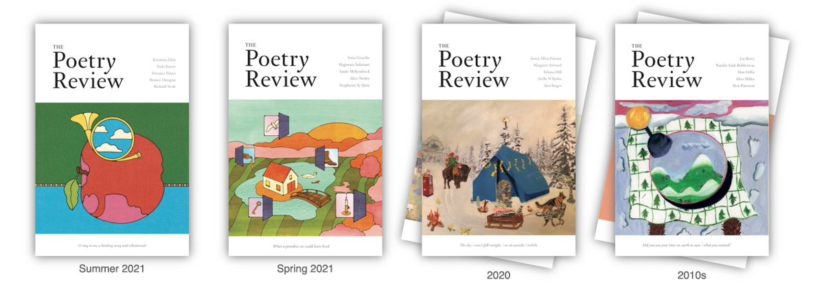 test Twitter Media - Summertime offer! For 2 (hopefully sunny) weeks get 20% off a year's digital subscription @exacteditions to #ThePoetryReview including latest summer issue & modern archive of 30 issues back to 2013. Use the code SUMMERTIME20 at the shopping basket page. https://t.co/KP5IRDkVi4 https://t.co/qfKNBj0rWy