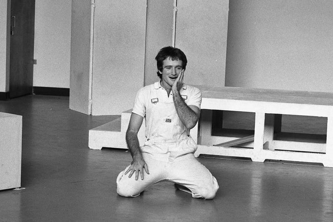 Happy Birthday To Robin Williams Rip