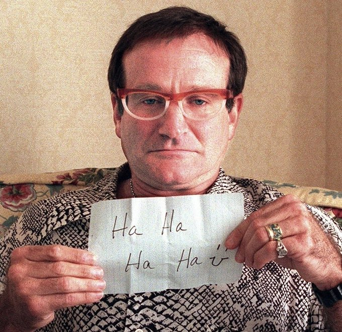 Happy Heavenly birthday to Robin Williams, Who would have been 70 years old today