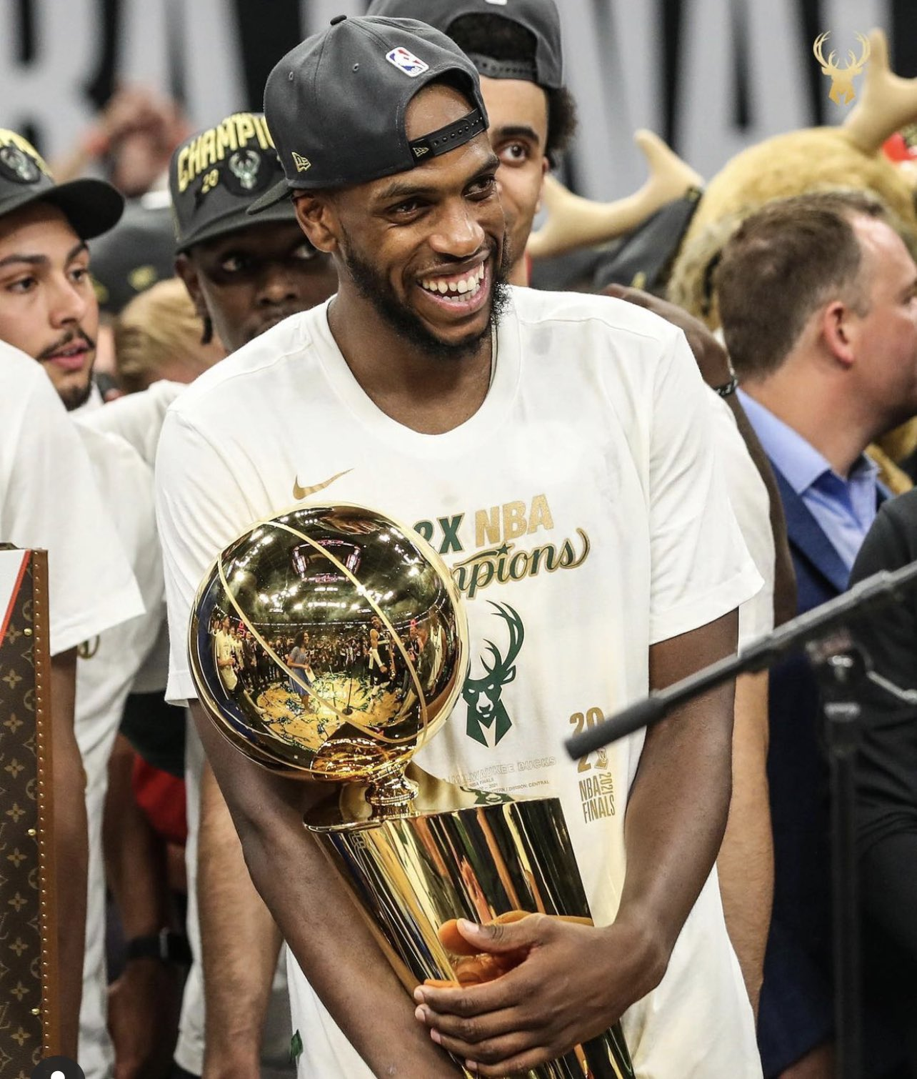 """Frank Madden on Twitter: """"Googled """"#2 option on a title-winning team"""" and oh wow look it's Khris Middleton… """""""