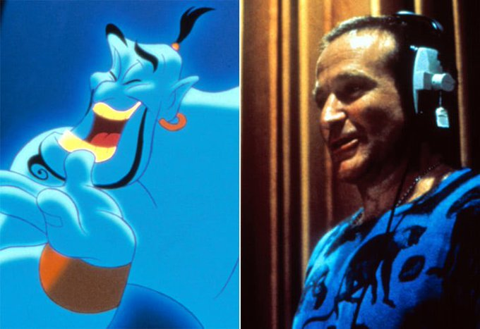 Happy Birthday         to the late Robin Williams, he would had been 70 years old today