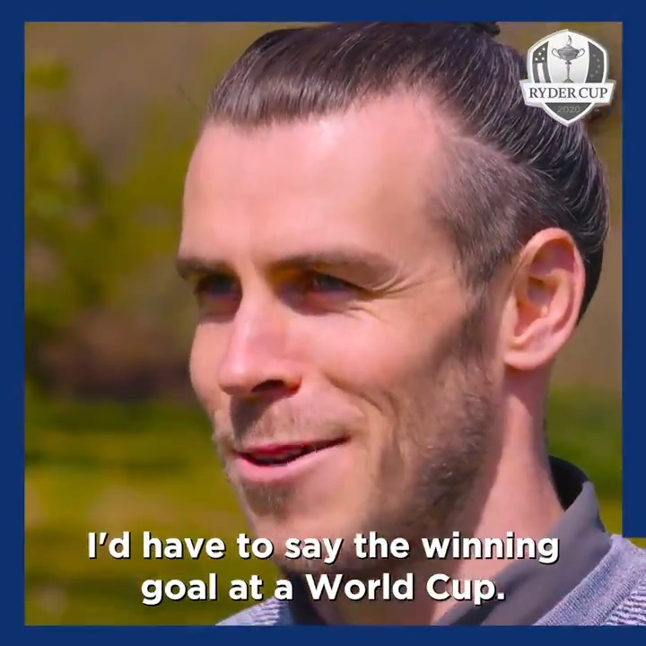 World Cup or Ryder Cup 🏆 Fourball or foursomes 🏌️ Out first or anchor match ⚓  @GarethBale11 kicks off our quick-fire Ryder Cup series.