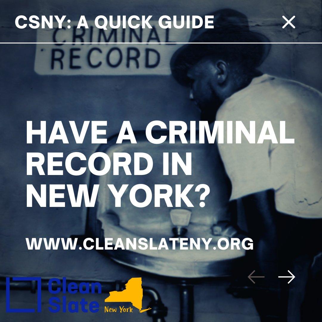 New York needs a Clean Slate ASAP! @AndreaSCousins @CarlHeastie   https://t.co/cVDI1DnRqm #CleanSlateNY https://t.co/GTqF7Y4v7H