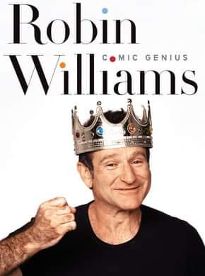 Happy 70th Birthday in heaven Robin Williams.