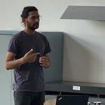 Image for the Tweet beginning: 💬 @rohit_bohara9 #CTO @asvin_iot presenting