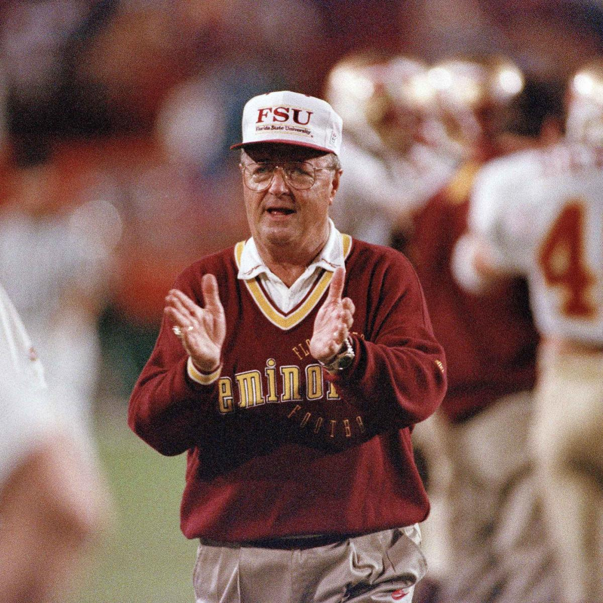 @CFBHome's photo on Bobby Bowden