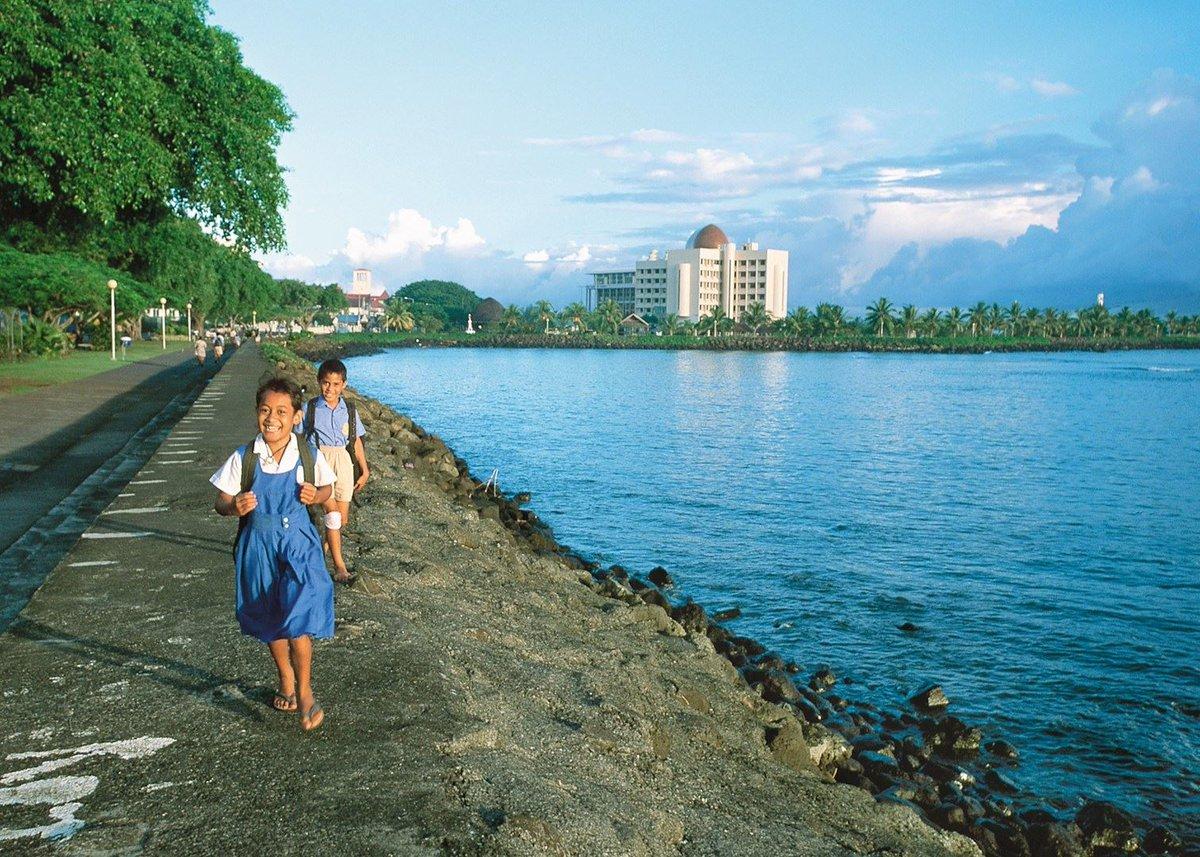 Samoa Fun Fact........  Did you know Apia is #BeatifulSamoa's only city?   Book Now and Holiday Later with https://t.co/cYapT8mqVp  #MissingSamoa #Tropics #CovidFree #bringonthetravelbubble #Apia @samoatourism @SamoaAir @FijiAirways #FlyLXC https://t.co/SrOtRMVrjX