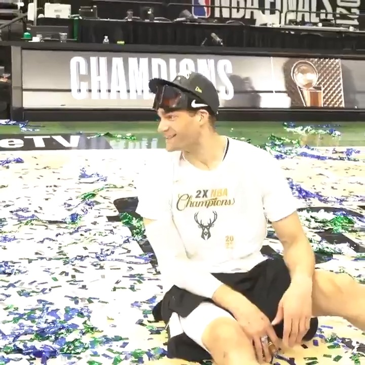 """RT @NBA """"It's indescribable, man. I've been waiting for this my whole life."""" - Brook Lopez"""
