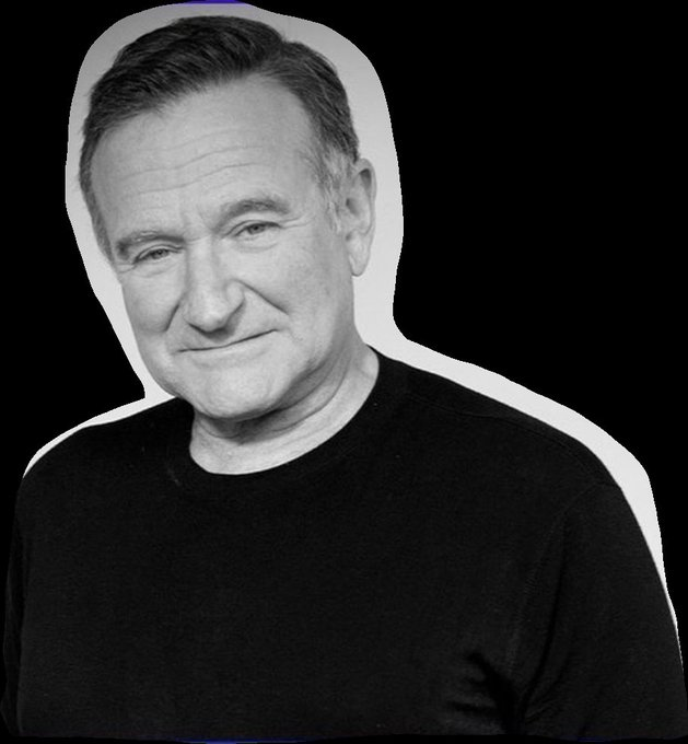 They say the brightest stars burn the quickest!! Happy Heavenly 70th Birthday to the late great Robin Williams