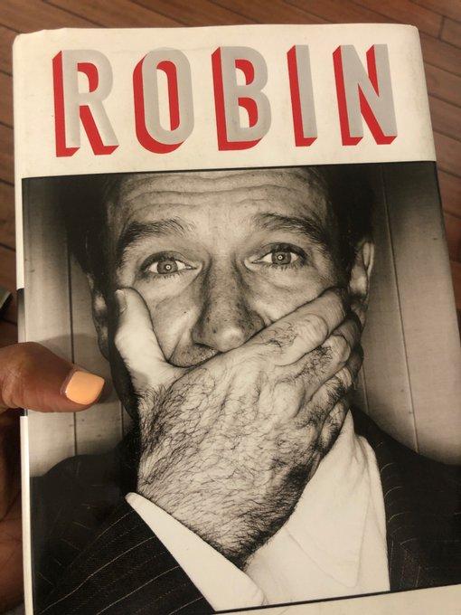 Robin Williams  Happy birthday