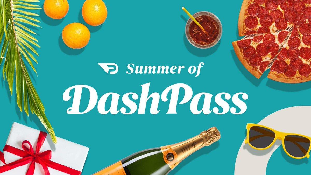 @DoorDash's photo on #DashPass