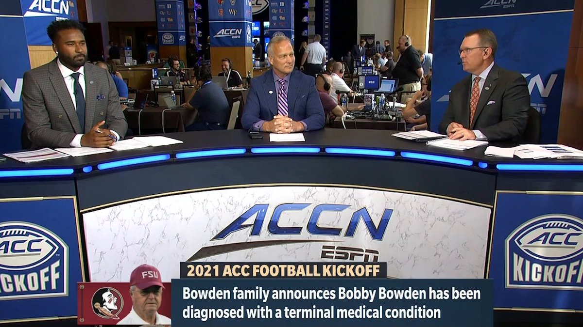 @accnetwork's photo on Coach Bowden