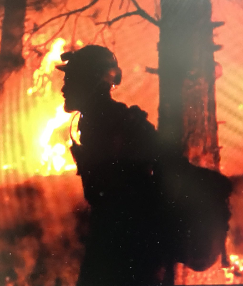 NEV. PILOT FINDS MISSING FIREFIGHTER: @NVNationalGuard helicopter pilot CW4 Kevin Keeler of LV found the missing Ore. firefighter at the Bootleg Fire on Sunday! Keeler is the lone NV Soldier at the blaze; he's likely to be recognized by @ChiefNGB later this week https://t.co/Sjvw3GfQg6