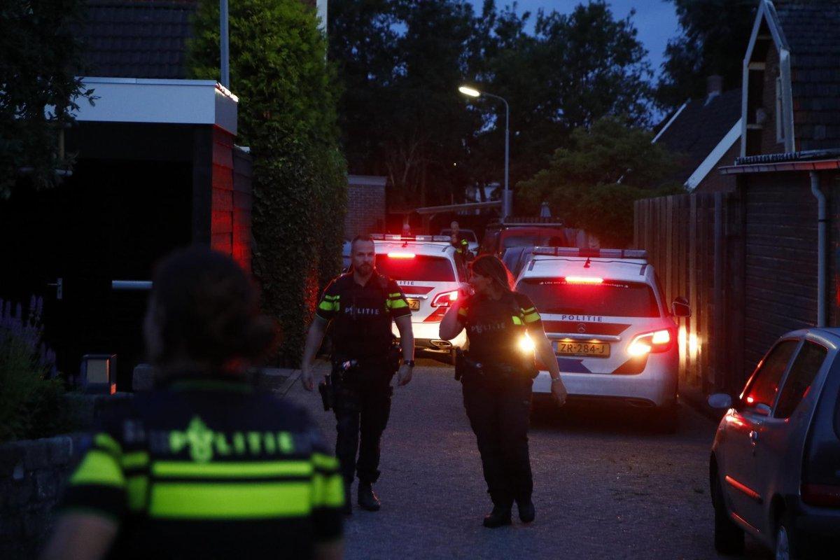Man zwaargewond na schietincident in Noord-Scharwoude