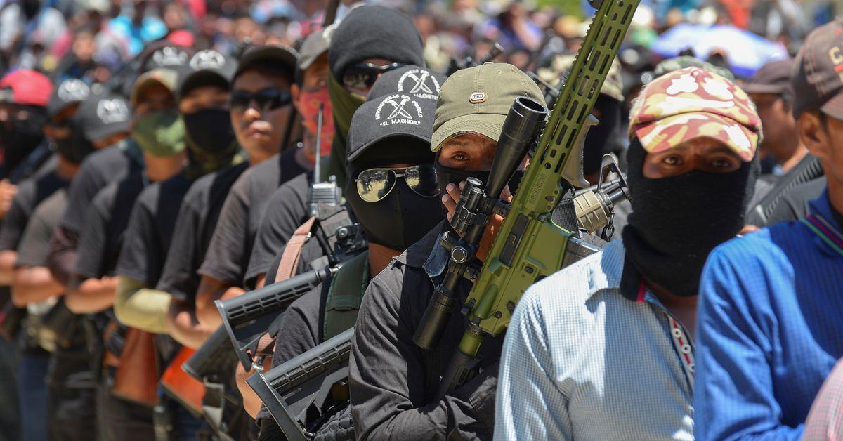 New self-defense militia appears in Chiapas, Mexico to fight organized crime https://t.co/wzwPpvkP5b https://t.co/pdB1Btx2cq