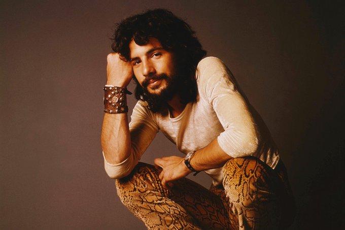 Happy 73rd Birthday to legendary singer-songwriter Yusuf (aka Cat Stevens)!