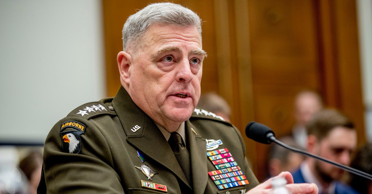Top General Says Taliban Takeover Possible as US Nears Full Military Withdrawal Photo