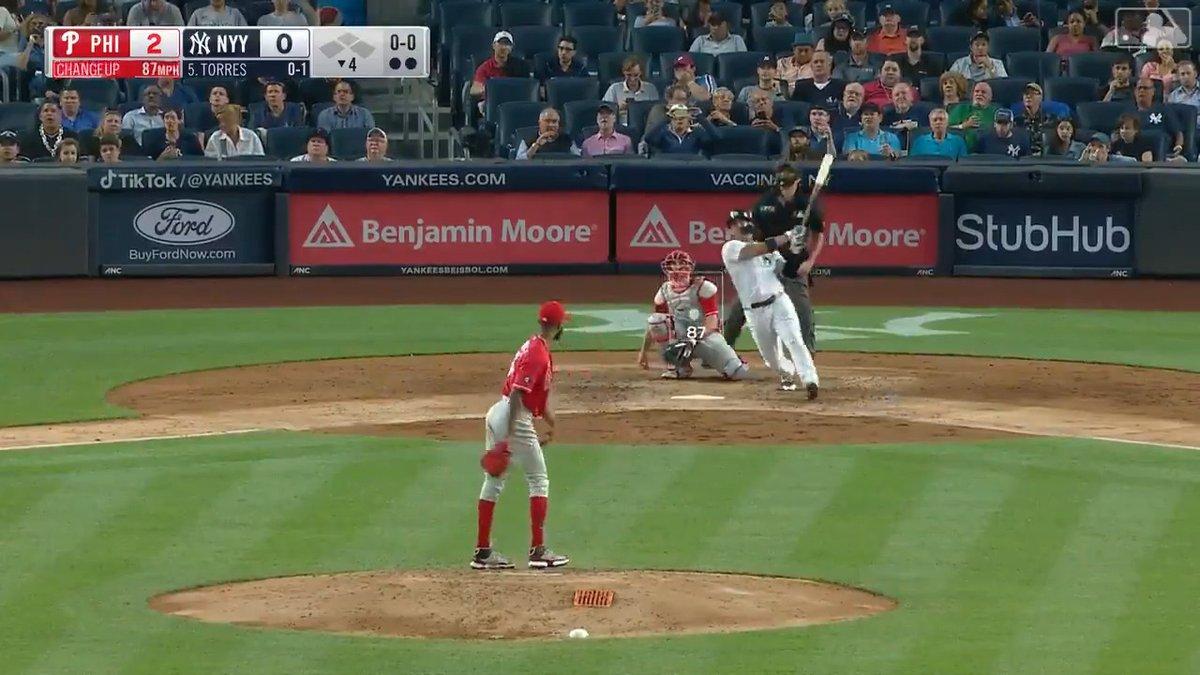 @MLBVenezuela's photo on Gleyber
