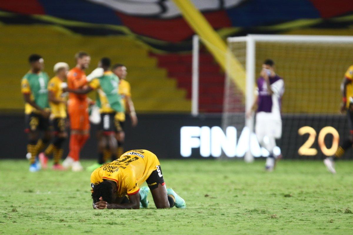 @Libertadores's photo on Dario