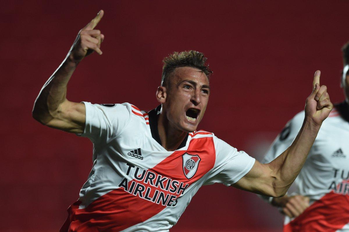 Argentinos Jrs vs River Plate 0-2 Copa Libertadores 2021