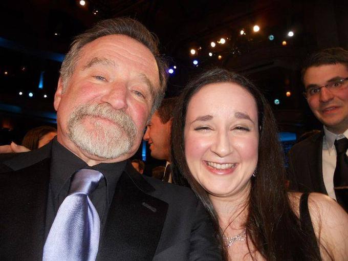Happy Heavenly Birthday, Robin Williams