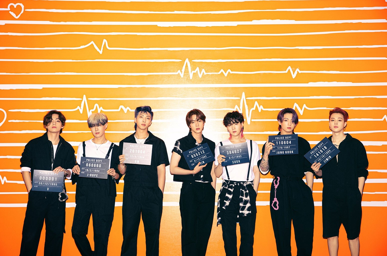 BTS Is First Act to Top Hot 100 & Songs of the Summer Charts With Different Songs at Same Time Since Katy Perr Photo
