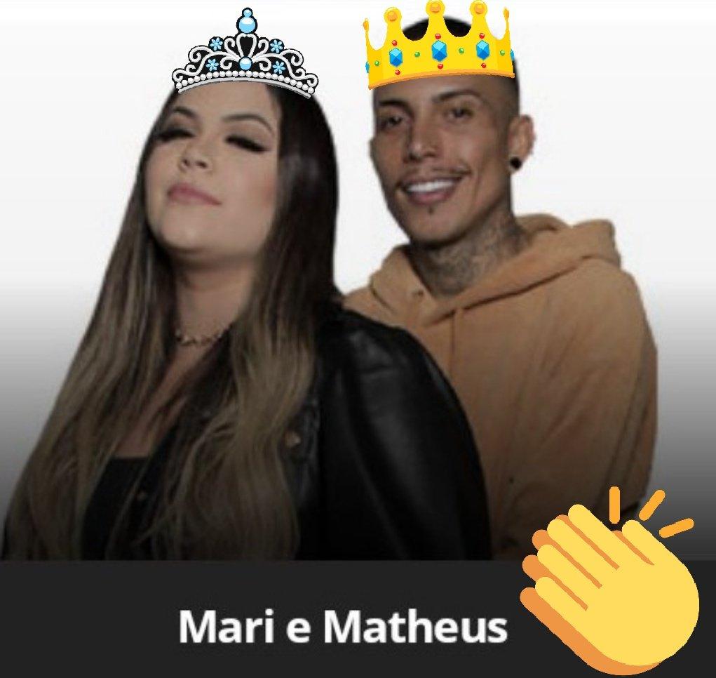 Mari e Matheus Foto