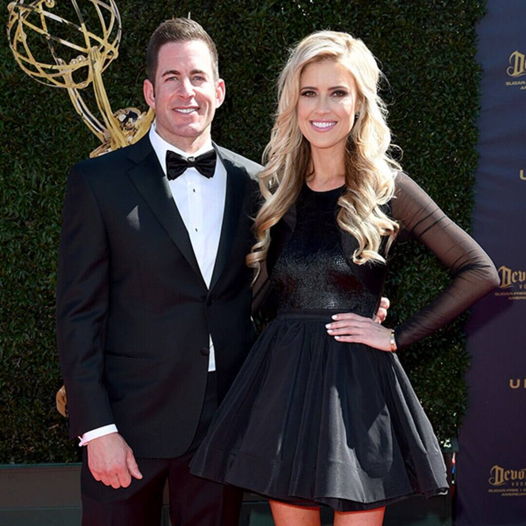 Breaking Down the Alleged Conflict Between Tarek El Moussa and Christina Haack on Flip or Flop Set Photo
