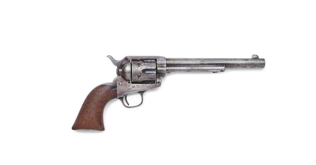 Gun that killed U.S. outlaw Billy the Kid to be sold https://t.co/9FQUPi3Cv9 https://t.co/mUJxqUHq9F