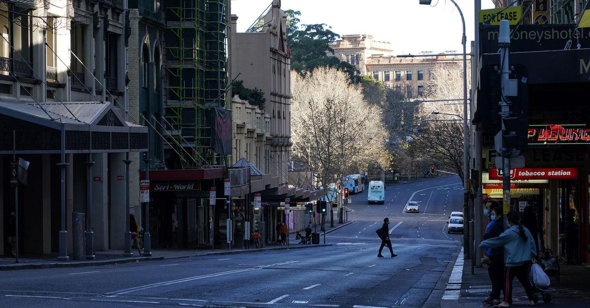 Australia cautions COVID-19 cases to rise despite weeks-long lockdown https://t.co/oCdqBXhkiy https://t.co/wXauuZ4FpT