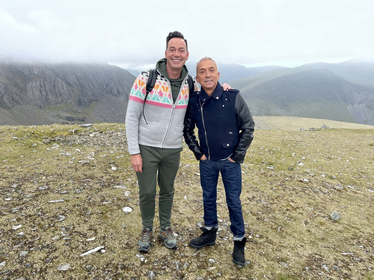 test Twitter Media - WATCH: Craig & Bruno's Great British Road Trips - see them visit Snowdon Mountain Railway! 😀  On next Wednesday 28th July @ 8pm on ITV  See: https://t.co/8tiuEh7pG7  #CraigAndBruno #Snowdonia #NorthWales #roadtrip https://t.co/q7zXdcvVx6