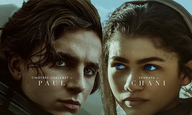 Dune character posters offer a closer look at Zendaya, Timothee Chalamet, Jason Momoa, Dave Bautista Photo
