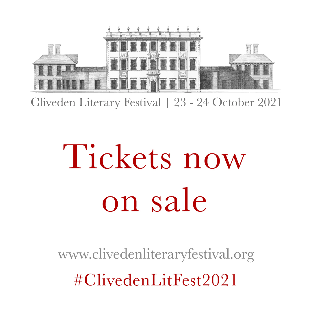 Tickets for #ClivedenLitFest2021 are now on sale from our website.  Book now to see our stellar line up of speakers including @Baddiel, @RavenLeilani, @amortowles, @RealCandaceO, Peter Frankopan, Lionel Shriver, @TayariJones, @dgjones, Kate Bingham and many more. https://t.co/CdmQAYIsm7