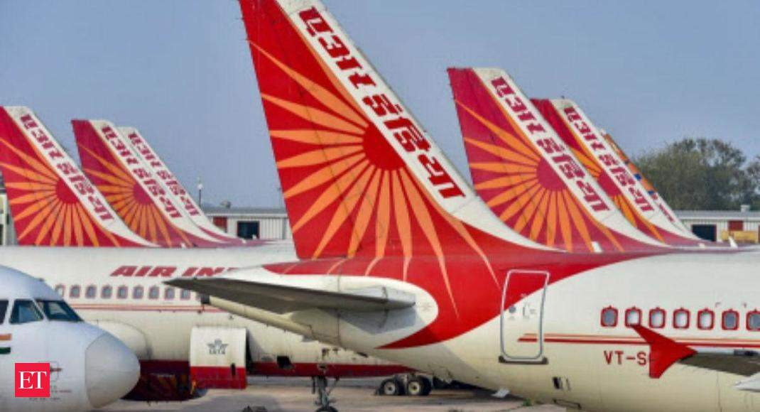 56 Air India employees lost lives due to COVID-19: Govt Photo