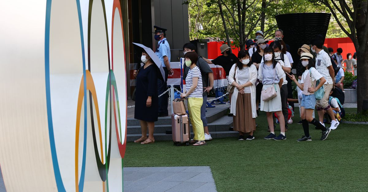 Factbox: Tokyo 2020 plagued by embarrassing scandals and gaffes https://t.co/6m5FKWtoZD https://t.co/bKkBjCeXiu