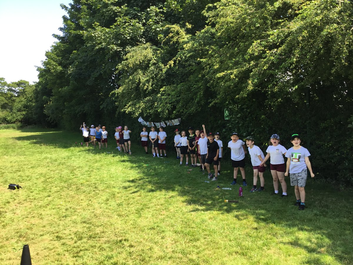 Jupiter competed in our #sportsday2021 this week 🏅. The athletes performed heroically in blistering heat ☀️. Check out the newsletter for final medal tables! #FasterHigherStrongerTogether