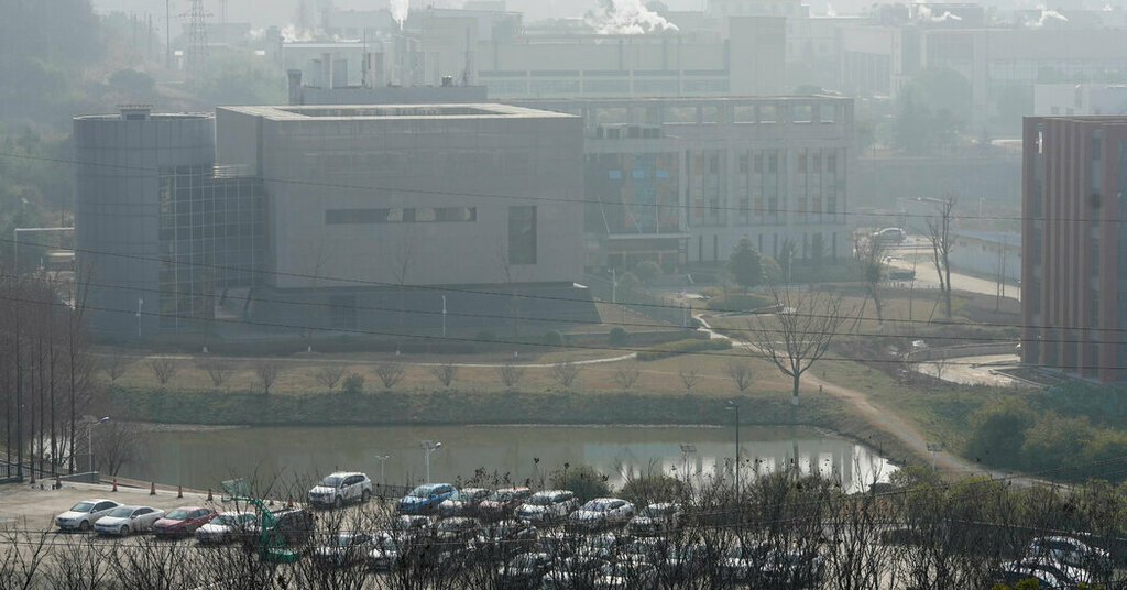 China denounces the WHO's call for another look at the Wuhan lab as 'shocking' and 'arrogant' Photo