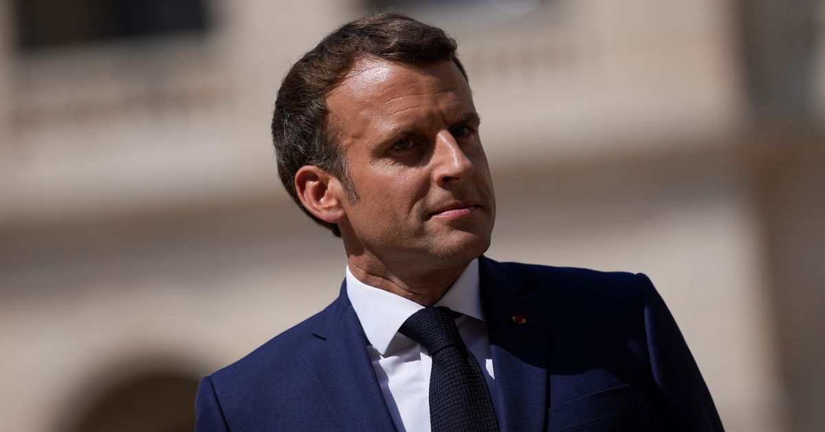 France's Macron to hold cabinet meeting on Pegasus spyware case https://t.co/wbQ2rM75DY https://t.co/1oQpWn4BGb