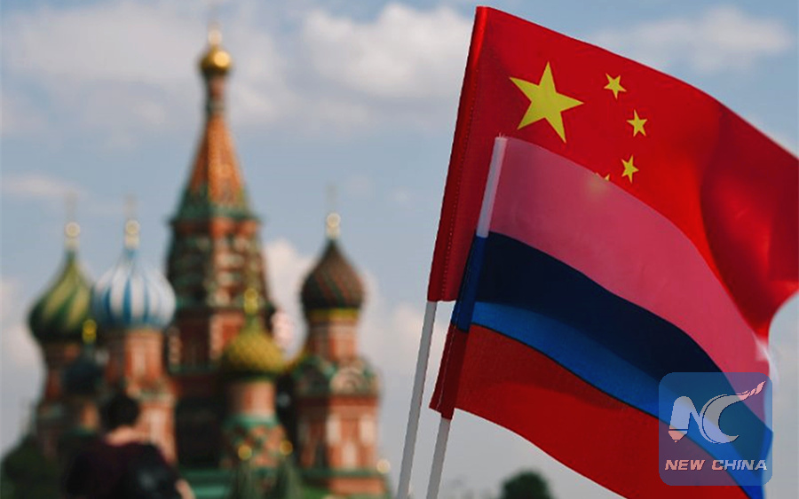 Vladimir Putin Sends China Letter of Condolence as Torrential Flooding Sweeps Country Photo