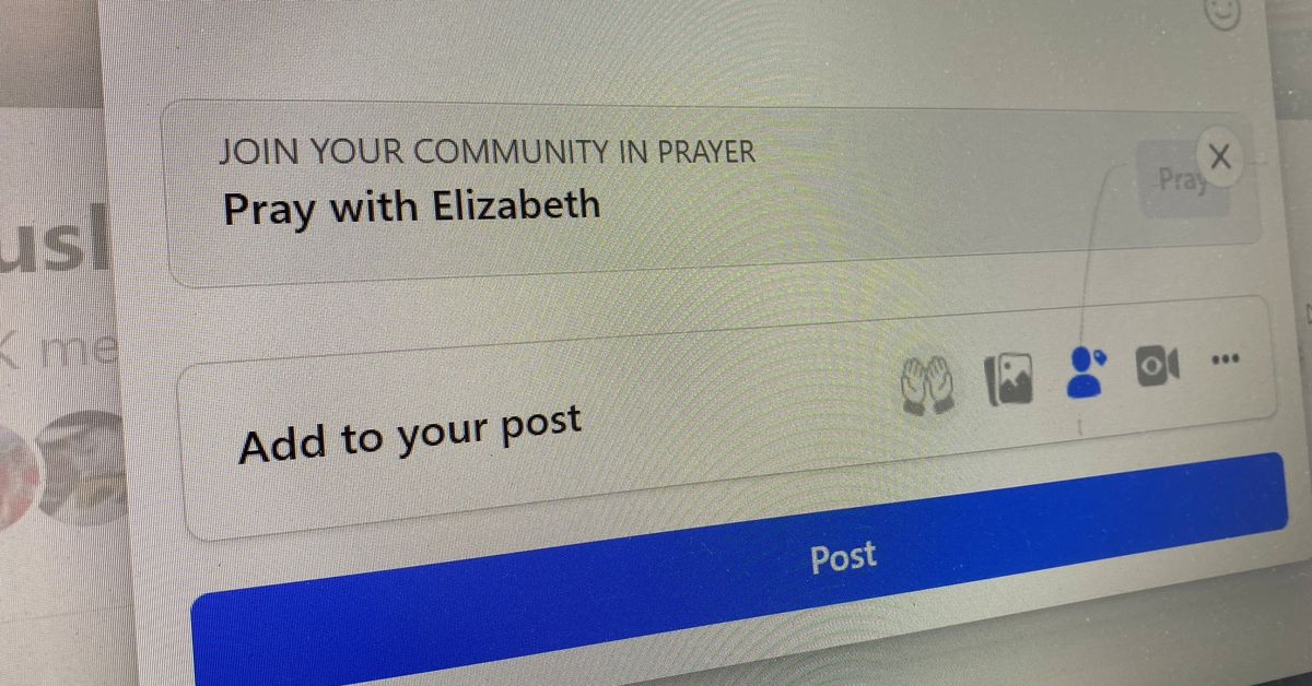 Facebook decided faith groups are good for business. Now, it wants your prayers https://t.co/LSMDZWqKPu https://t.co/zq7fGJzylY